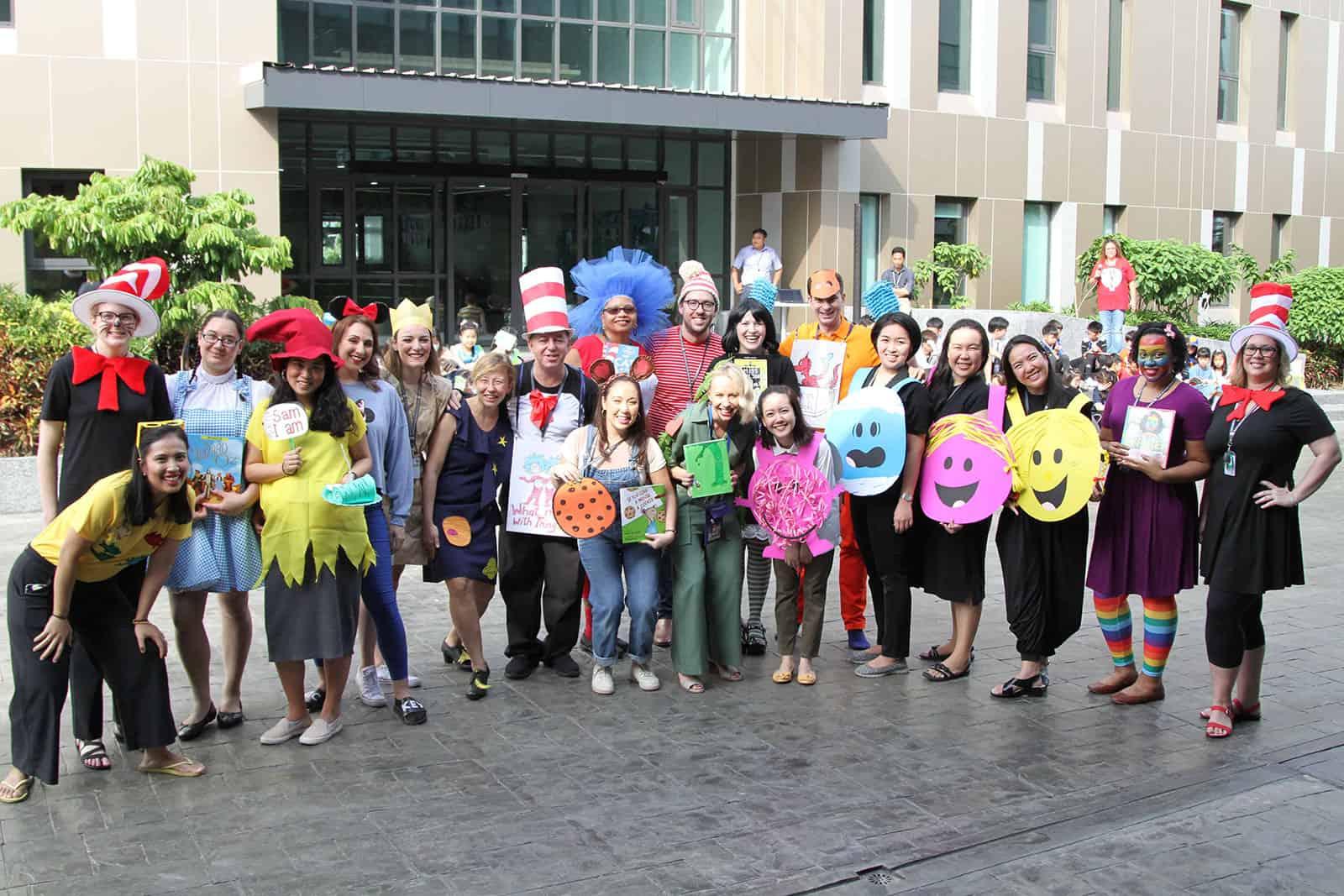 BASIS International School Bangkok Staff