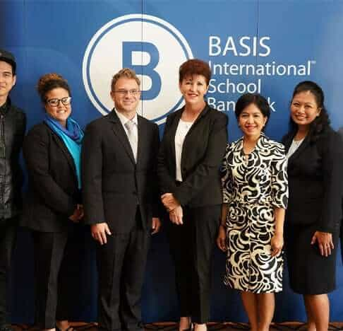 BASIS International School Bangkok Management Team